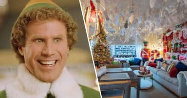 Hotel Opens Elf-Themed Suite Just In Time For Christmas