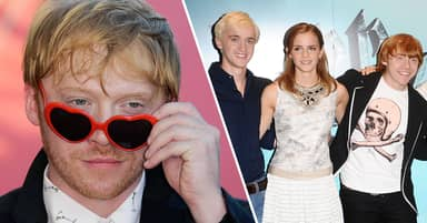 Rupert Grint 'Saw Sparks' Between Emma Watson And Tom Felton During Harry Potter Filming