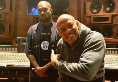 Kanye West And Dr. Dre Announce New Project 'Jesus Is King Part II'