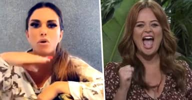 Katie Price P*ssed At Emily Atack For Making An STD Joke About Her On I'm A Celeb
