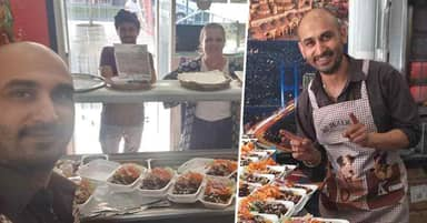Kebab Shop Owner Who Feeds Homeless At His Restaurant Told To Stop