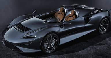 McLaren Reveals 804bhp Roadster That Comes With No Windscreen Or Roof
