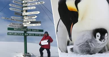 People Wanted To Fill 150 Jobs At Research Stations On Antarctica