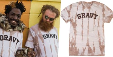 Designer Releases KFC-Stained Shirt That Smells Like The Restaurant