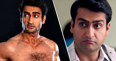 Kumail Nanjiani Apologises For Posting 'Thirsty Shirtless' Pic After Getting Jacked For Eternals