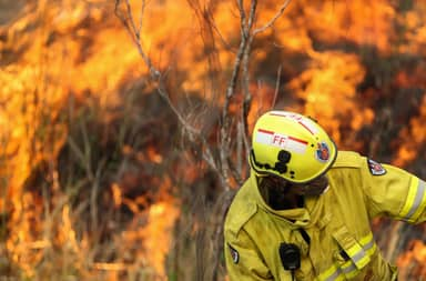 Huge Call For Volunteer Firefighters To Be Paid And Given Tax Breaks For Their Bravery