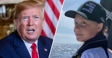 Greta Thunberg Says Meeting Donald Trump Would Be A 'Waste Of Time'
