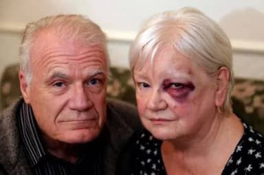 Pensioner Attacked While Handing Out Christmas Gifts To The Homeless