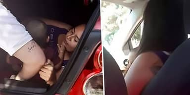 Wife Spies On Husband During Uber Shifts By Getting In Boot With Son