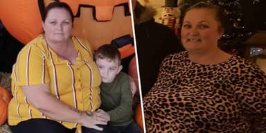 20 Stone Mum Left 'Close To Death' After Drinking 5 Litres Of Coke Daily