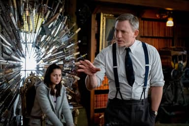 Rian Johnson Working On Knives Out Sequel With Daniel Craig