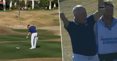 Amateur Golfer With One Arm Hits Hole-In-One During USA Tournament
