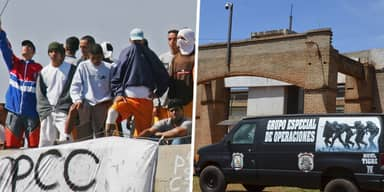 Dozens Of Members Of Brazil's Largest Gang Escape From Prison