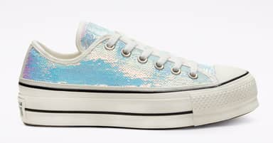Converse Selling Range Of Bridal Trainers You Can Customise