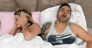 Loud Snoring Is Caused By Having A Fat Tongue, Expert Finds