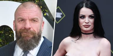 Triple H Accused Of 'Lacking Class' After Joking About Paige's Sex Life