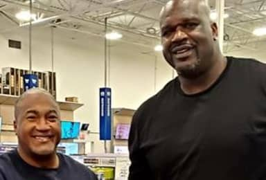 Georgia Man Says Shaquille O'Neal Bought Him A Laptop After Passing On Condolences For Kobe Bryant