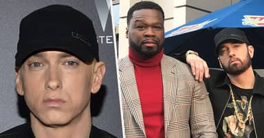 Eminem Admits He's A 'Guest In The House Of Hip Hop'