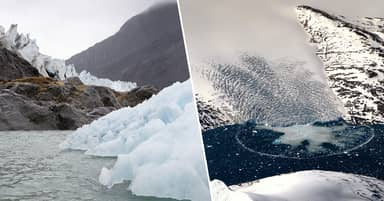 Greenland Lost 600 Billion Tons Of Ice In Two Months