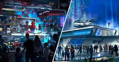 Disneyland's New Marvel Land Avengers Campus Opens On July 18 2020