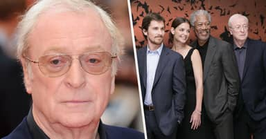 Michael Caine Says Batman Trilogy Was One Of The Greatest Things He's Ever Done