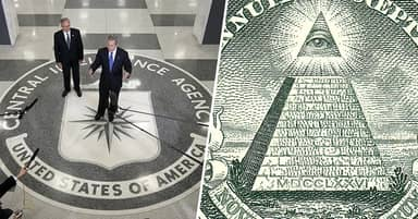 People Have Conspiracy Theory About The CIA Inventing Phrase Conspiracy Theory