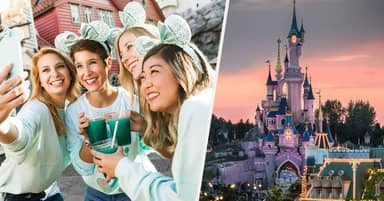 Disneyland In Florida, Paris And California To Shut Until End Of March