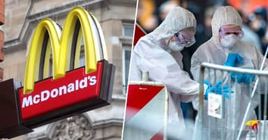 All UK McDonald's To Close By 7pm Tonight