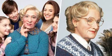 First Look At Mrs. Doubtfire Musical Divides Fans