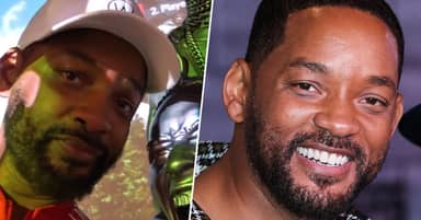 Will Smith Launches Snapchat Chat Show To Entertain Us All During Quarantine