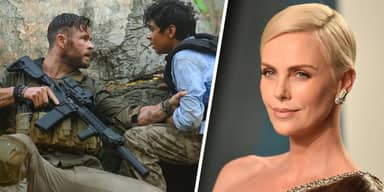 Extraction Director Sam Hargrave Says Charlize Theron Is Bravest Actor He's Worked With