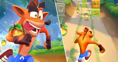 Crash Bandicoot Mobile Game Appears On Google Play Store