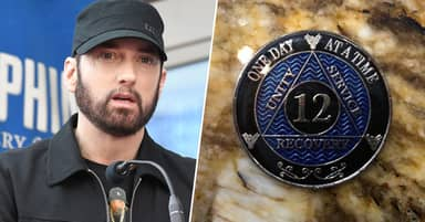 Eminem Celebrates 12 Years Of Sobriety