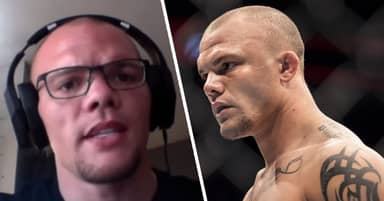 UFC Star Anthony Smith Says Fighting Home Invader Was 'One Of The Toughest Fights' Of His Life