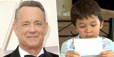 Tom Hanks Writes Letter To Boy Being Bullied Because Of His Name