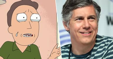 Rick And Morty's Chris Parnell On The Complicated Relationship Between Rick And Jerry