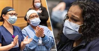 Entire New York City Hospital Staff Given Free Holidays As Reward For Working At Pandemic Epicentre