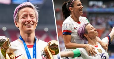 United States Women's Football Team's Equal Pay Bid Dismissed By Court