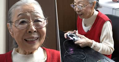90-Year-Old Grandma Recognised As The World's Oldest Gaming YouTuber
