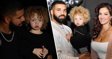 Drake Opens Up About Why He's Now Sharing Pictures Of His Son Adonis