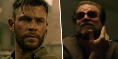 Extraction Director Sam Hargrave Explains Chris Hemsworth And David Harbour's Backstories