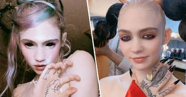 Grimes Is Selling A Piece Of Her Soul To The Highest Bidder
