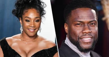 Tiffany Haddish's Chance Encounter With Kevin Hart Helped Her Get Off The Streets