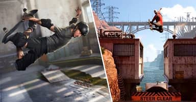 Leaked Tony Hawk Pro Skater 1 And 2 Remastered Gameplay Gives First Look At Returning Skaters