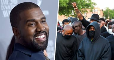 Kanye West Leaves Chicago Rally After Organisers Call Out Celebrities Hijacking Protests