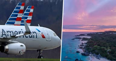 American Airlines To Restart Booking Flights At Capacity As COVID-19 Cases Soar