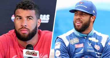 NASCAR Star Bubba Wallace Calls For Confederate Flag To Be Banned At Races