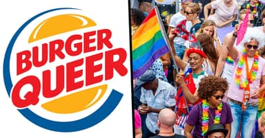 Burger King Mexico Changes Its Name In Support Of Pride Month