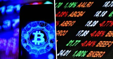 Bitcoin Market Value Could Soon Be Over $1 Trillion Thanks To 'Perfect Storm'