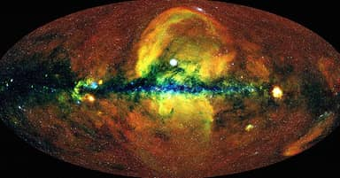 Telescope Captures Breathtaking New Map Of The X-Ray Universe